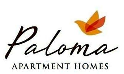 Community Signage, Paloma Apartment Homes, 2