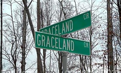 Community Signage, 3140 Graceland Cir, 2