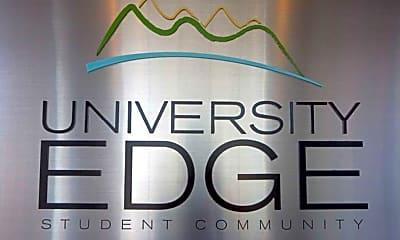 University Edge, 1