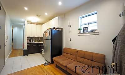 Living Room, 1429 Bushwick Ave, 1