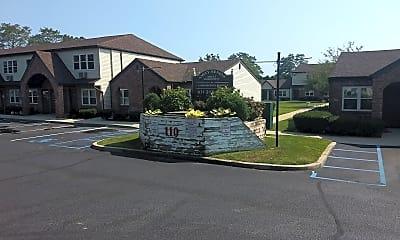 Amityville Senior Center, 1
