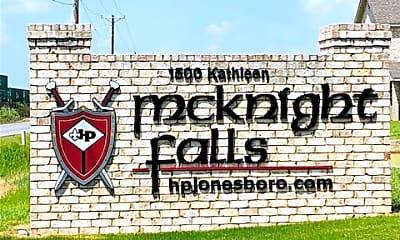 Community Signage, 1504 Kathleen St, 0