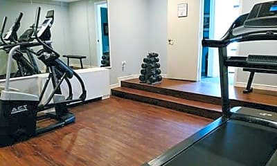 Fitness Weight Room, 2227 Canyon Blvd, 1