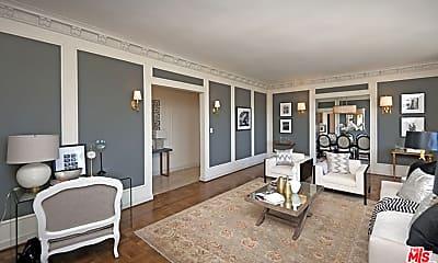 Living Room, 450 N Rossmore Ave 1101, 1