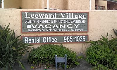 Leeward Village Oxnard Apartments, 1