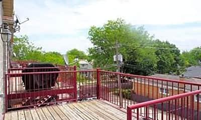 Patio / Deck, 7509 W Irving Park Rd 3, 2