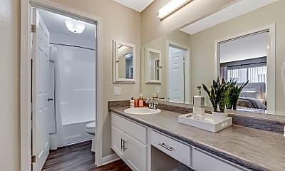 Bathroom, Torrey Pines, 1