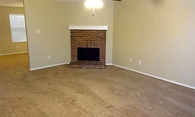 Living Room, 1403 Lochspring Drive, 1