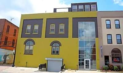 Building, JI Case Lofts, 0