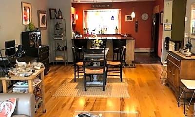 Living Room, 4001 Wilshire Ln, 0