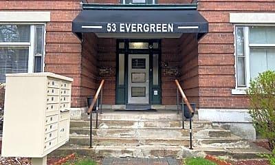 Community Signage, 53 Evergreen Ave, 1