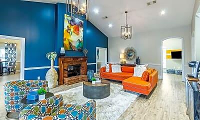 Living Room, Reserve of Byram Apartment Homes, 0