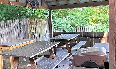 Patio / Deck, 519 Bluff Ave SW, 2