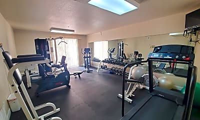 Fitness Weight Room, 4500 Baseline Rd, 2