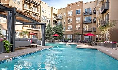 Pool, 21 Fitzsimons Apartment Homes, 0