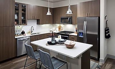 Kitchen, Alexan Crossings, 0