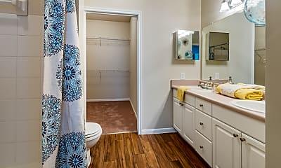Bathroom, The Madison Humphreys Center, 2