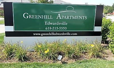 Greenhill Apartments, 1