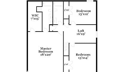 Building, 15435 Chowning Tavern Ln, 1
