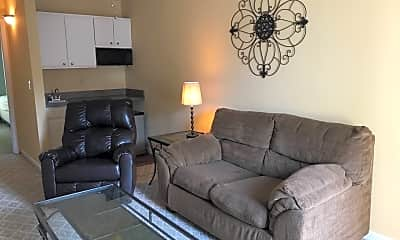 Living Room, 1352 Bradley Dr, 0