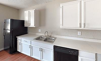 Kitchen, 13615 White Ave, 1
