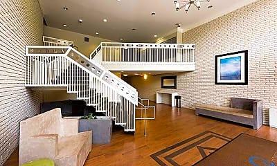 Living Room, Montgomery White Oak, 2