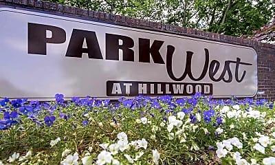 Community Signage, Park West at Hillwood, 1