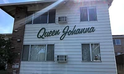 Queen Johanna Apartments, 1