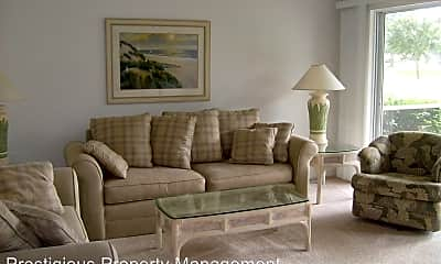 Living Room, 6872 Fairview Terrace, 1