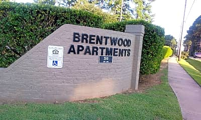 Brentwood Apartments, 1