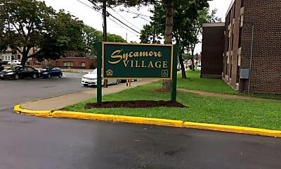 Sycamore Village, 1