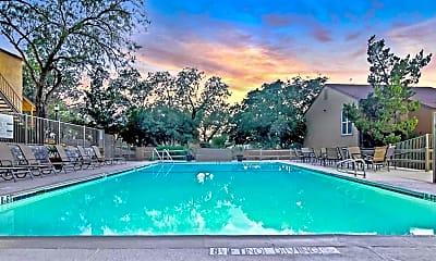 Pool, Mesa Village, 2