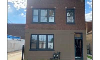Building, 1617 W 37th Pl 1, 0