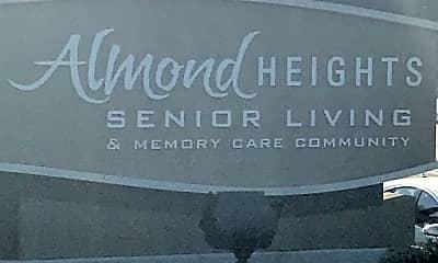 Almond Heights Senior Living & Memory Care Community, 1