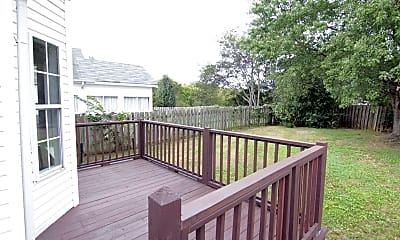 Patio / Deck, 1437 Bell Trace Dr, 2