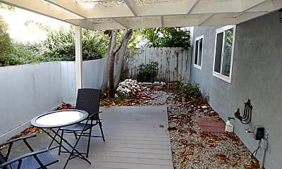 Patio / Deck, 766 White Oak Blvd, 2