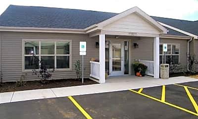 Building, Beacon Avenue Cottages, 0
