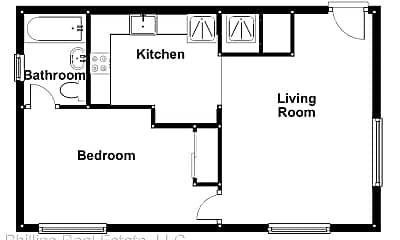 Living Room, 2712 Franklin Ave E, 2