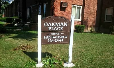 Oakman Place, 1
