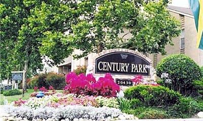 Century Park, 0