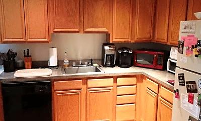 Kitchen, 99 Madison St, 1