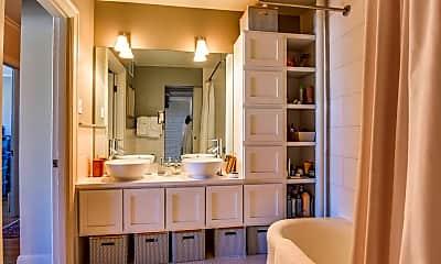Bathroom, The Marlborough, 2