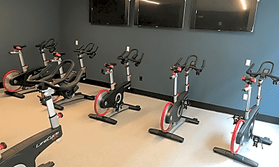 Fitness Weight Room, 105 Park Plaza Dr, 2