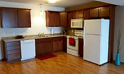 Kitchen, Wedgewood Cove Townhomes, 2