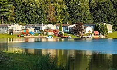 Community Signage, Pinewood on the Lake, 0