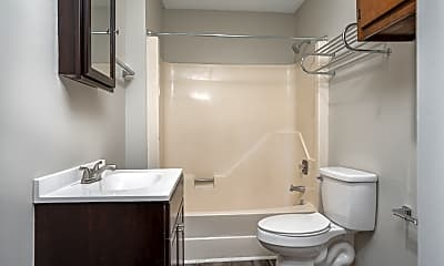 Bathroom, 221 W Virginia St, 1