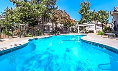 Pool, Bear Creek Park Apartments, 2