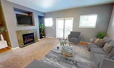 Living Room, 8537 SW Lizzie Ct, 0