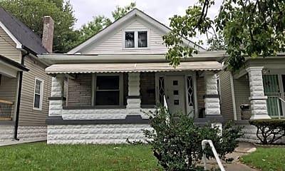 Building, 2213 W Kentucky St, 1