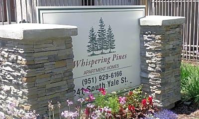 Whispering Pines, 0